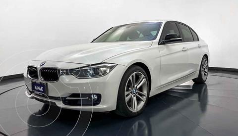 BMW Serie 3 328i Sport Line usado (2015) color Blanco precio $344,999