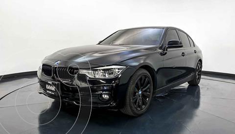 BMW Serie 3 320i Sport Line usado (2016) color Negro precio $327,999