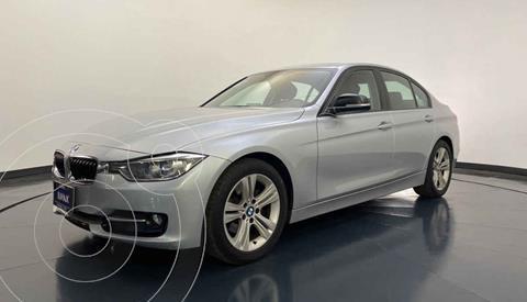 BMW Serie 3 328iA usado (2013) color Plata precio $259,999