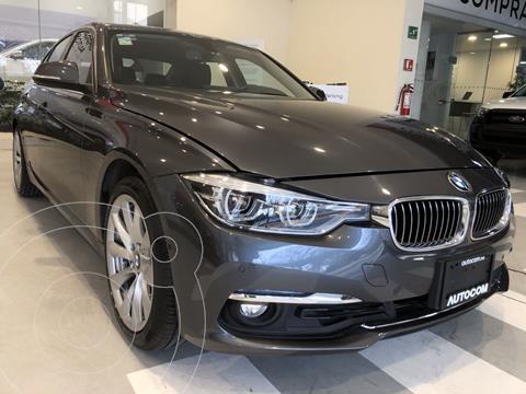 BMW Serie 3 330e Luxury Line (Hibrido) Aut usado (2017) color Gris precio $430,000