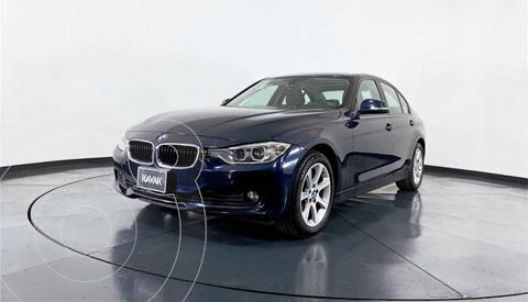 BMW Serie 3 320iA usado (2014) color Azul precio $259,999