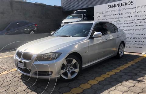 BMW Serie 3 325iA Exclusive usado (2011) color Plata Dorado precio $162,900