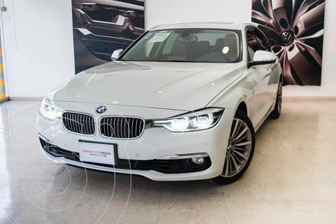 BMW Serie 3 330IA LUXURY LINE 2.0L AT usado (2016) color Blanco precio $365,000