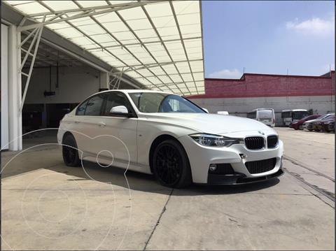 BMW Serie 3 320iA M Sport usado (2018) color Blanco precio $298,000