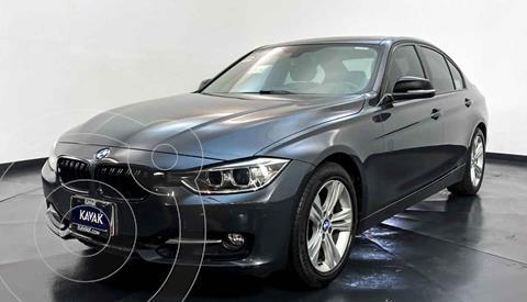 BMW Serie 3 320i Sport Line  usado (2015) color Gris precio $299,999