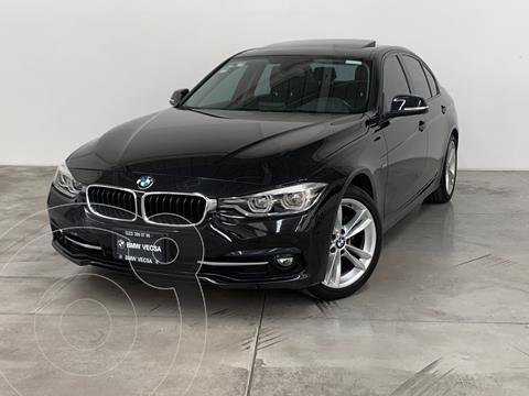 BMW Serie 3 320i Sport Line  usado (2018) color Negro precio $460,000