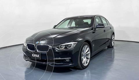 BMW Serie 3 320iA Luxury Line usado (2016) color Negro precio $427,999
