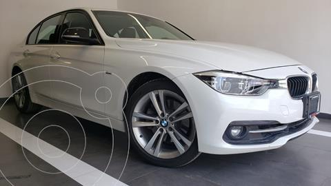 BMW Serie 3 330iA M Sport Plus usado (2018) color Blanco precio $419,800