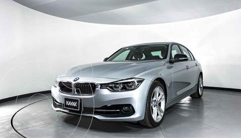 BMW Serie 3 330iA Sport Line Plus usado (2016) color Plata precio $369,999