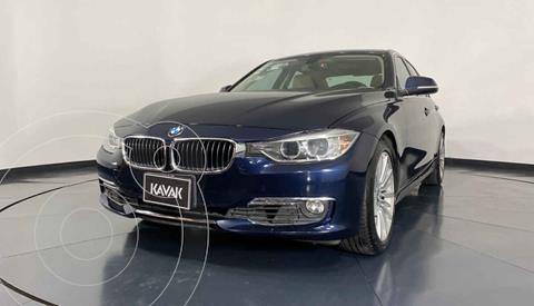 BMW Serie 3 328iA Luxury Line usado (2015) color Azul precio $314,999