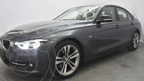 BMW Serie 3 330iA Sport Line usado (2017) color Gris Oscuro precio $420,000