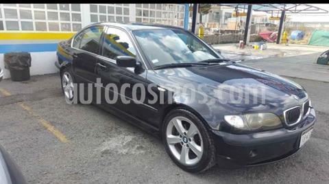 BMW Serie 3 320i Lujo  usado (2005) color Negro precio $88,000