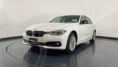 BMW Serie 3 320iA Luxury Line usado (2016) color Blanco precio $347,999