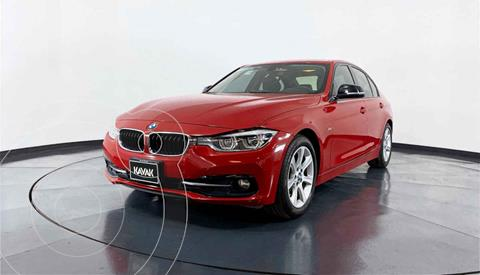 BMW Serie 3 320i Sport Line  usado (2016) color Rojo precio $334,999