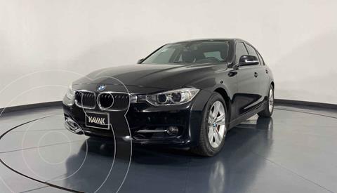 BMW Serie 3 320i Sport Line  usado (2015) color Negro precio $302,999