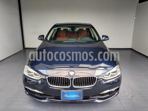 BMW Serie 3 330iA Luxury Line usado (2017) color Azul precio $443,000
