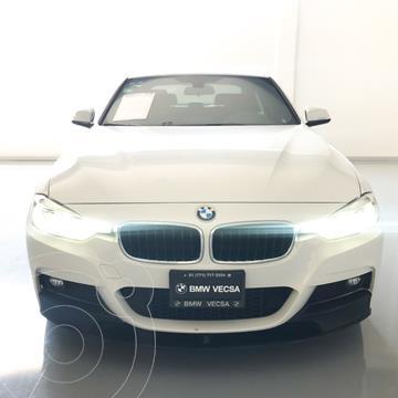 BMW Serie 3 320iA Sport Line usado (2018) color Blanco precio $470,000