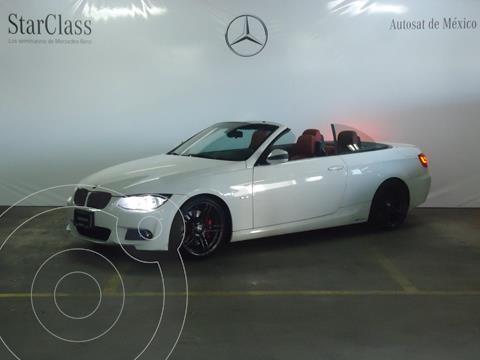 BMW Serie 3 330CiA Cabriolet usado (2011) color Blanco precio $280,000