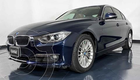 BMW Serie 3 320iA Luxury Line usado (2013) color Azul precio $242,999