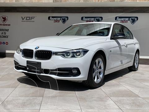 BMW Serie 3 330iA Sport Line usado (2018) color Blanco precio $480,000