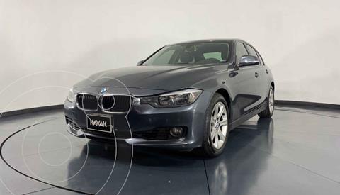 BMW Serie 3 320iA usado (2015) color Gris precio $279,999