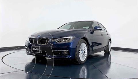 BMW Serie 3 320iA Luxury Line usado (2016) color Azul precio $349,999