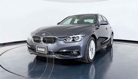 BMW Serie 3 320iA Luxury Line usado (2016) color Gris precio $334,999