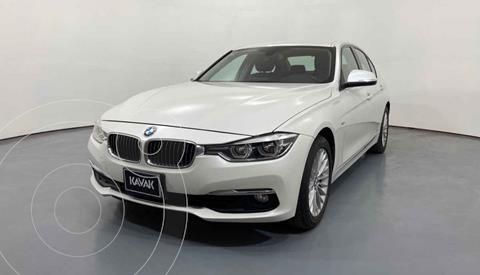 BMW Serie 3 320iA Luxury Line usado (2016) color Blanco precio $332,999