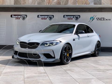 BMW Serie 3 325i Coupe Edition Exclusive  usado (2019) color Blanco precio $1,085,000
