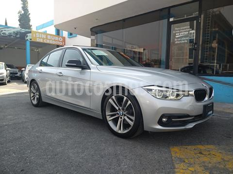 BMW Serie 3 320iA Sport Line usado (2017) color Plata Dorado precio $379,000