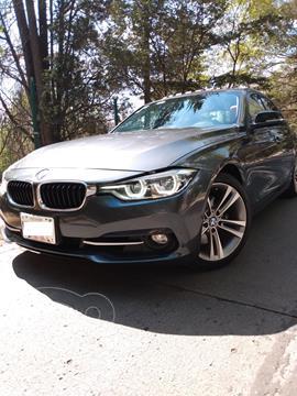 BMW Serie 3 330iA Sport Line usado (2016) color Gris Space precio $360,000