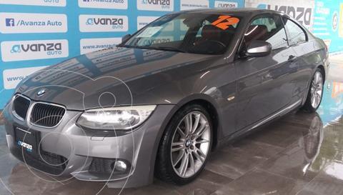 BMW Serie 3 325i Coupe M Sport usado (2012) color Gris financiado en mensualidades(enganche $88,470 mensualidades desde $9,621)