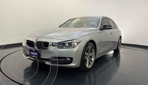 BMW Serie 3 328iA usado (2013) color Gris precio $282,999