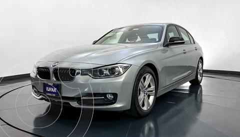 BMW Serie 3 320i Sport Line  usado (2013) color Plata precio $262,999