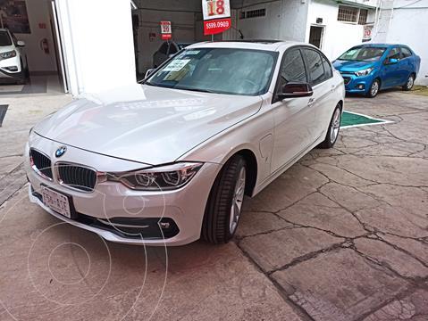 BMW Serie 3 330ie iPerformance usado (2018) color Blanco Mineral precio $495,000