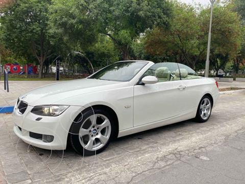 BMW Serie 3 325CiA Cabriolet usado (2008) color Blanco precio $219,900