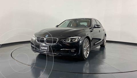 BMW Serie 3 330iA Luxury Line usado (2016) color Negro precio $367,999