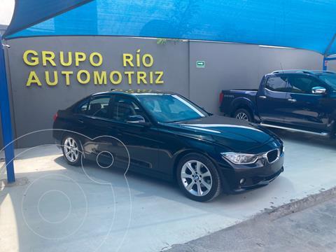BMW Serie 3 320iA Sport Line usado (2015) color Negro precio $259,000