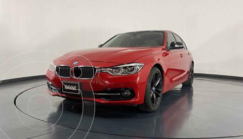 BMW Serie 3 320iA Luxury Line usado (2016) color Rojo precio $374,999