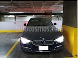 BMW Serie 3 320i Luxury Line usado (2015) color Azul Imperial precio $265,000