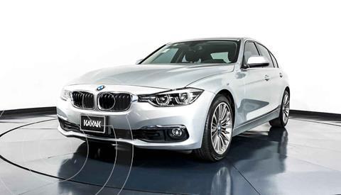 BMW Serie 3 320iA Luxury Line usado (2016) color Plata precio $344,999