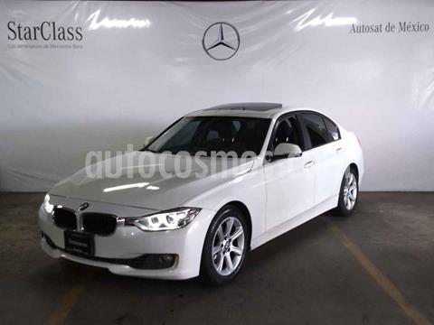 BMW Serie 3 320iA usado (2014) color Blanco precio $269,000
