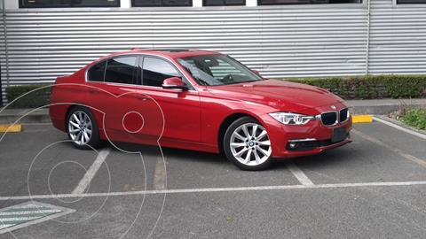 foto BMW Serie 3 330iA Luxury Line usado (2017) color Rojo precio $430,000