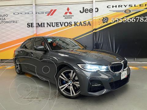 BMW Serie 3 330iA M Sport usado (2020) color Gris precio $699,000