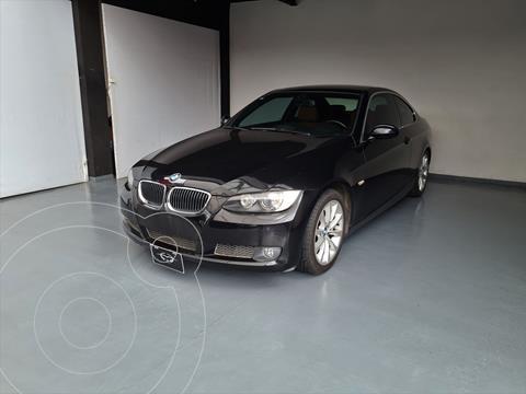 BMW Serie 3 335i Coupe usado (2009) color Negro precio $234,500