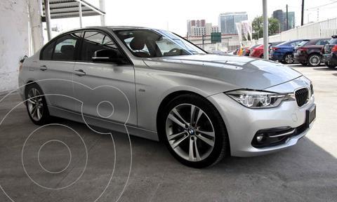 BMW Serie 3 330iA Sport Line Plus usado (2017) color Plata precio $429,990