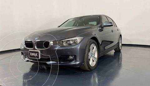 BMW Serie 3 320iA usado (2015) color Gris precio $302,999