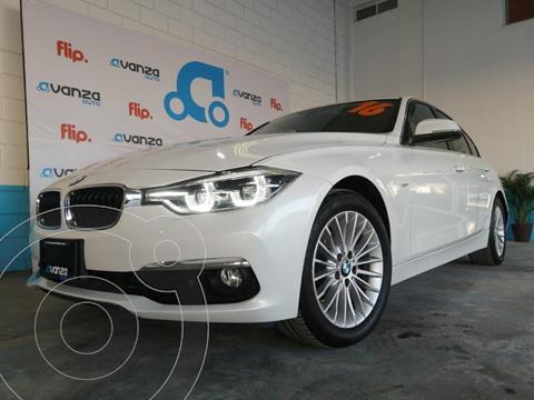 BMW Serie 3 320iA Luxury Line usado (2016) color Blanco precio $330,000