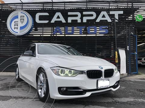 BMW Serie 3 320iA Sport Line usado (2013) color Blanco precio $259,000
