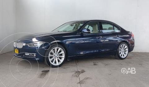 BMW Serie 3 320iA Modern Line usado (2013) color Azul precio $250,000